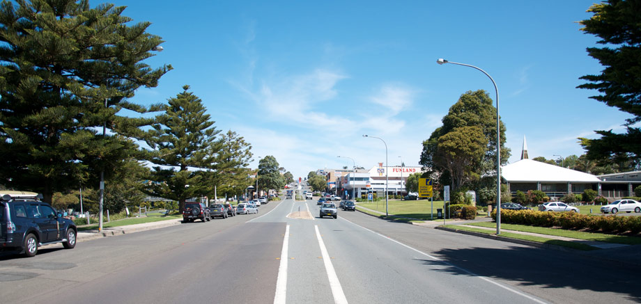 The Heart of Ulladulla
